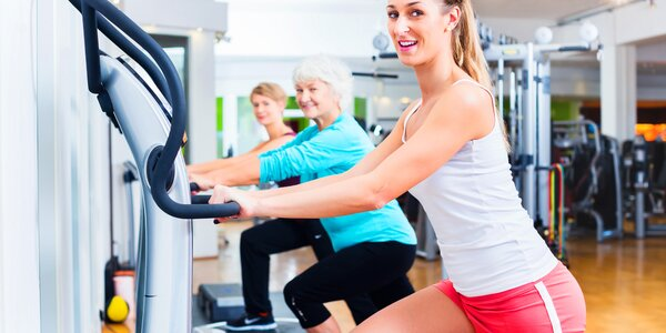 Permanentka na cvičení na plošině Vibrostation