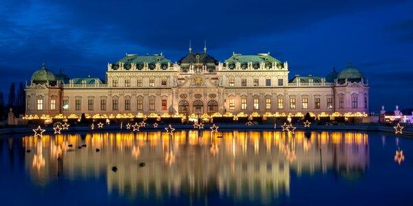 Pobyt v centru Vídně se snídaní pro dvě osoby