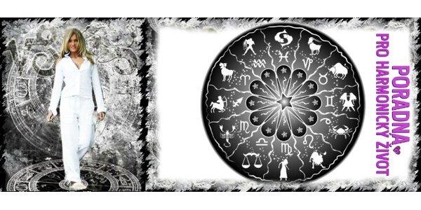 349 Kč za komplexní astrologický rozbor osobnosti.