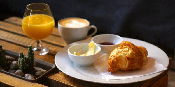 Zastavte se na snídani v bistru Zastav se