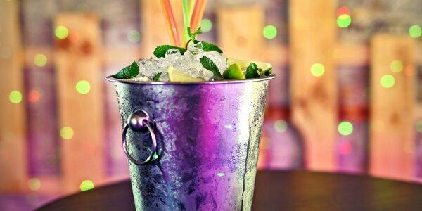 XXL drink dle vašeho výběru pro 8 lidí