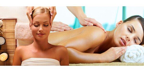 Zdravotní a relaxační masáže od odborníka