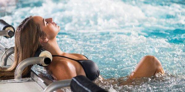 Relaxační pobyt v termálech s neomezeným wellness