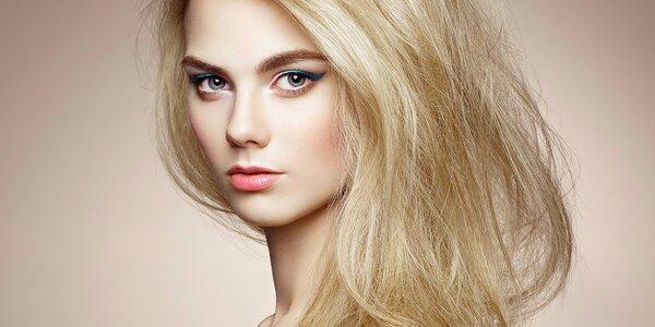 Kadeřnický balíček s melírem pro všechny délky vlasů