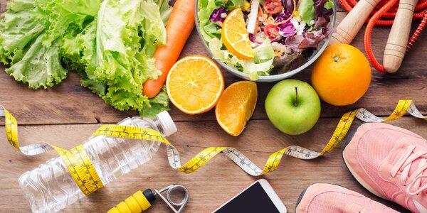 Přednáška Vaříme zdravě a chutně + cvičení