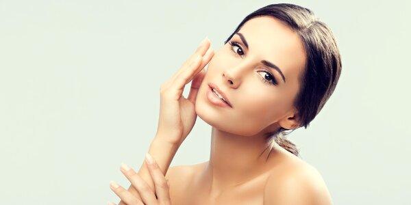 Kosmetické ošetření + vysokofrekvenční přístroj