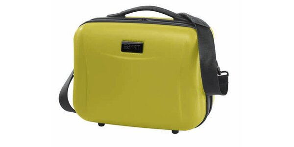 Světle zelený kosmetický kufřík Esprit