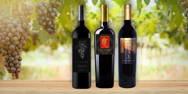 Neodolatelná kvalitní vína ze srdce Španělska