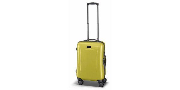 Malý světle zelený kufr Esprit