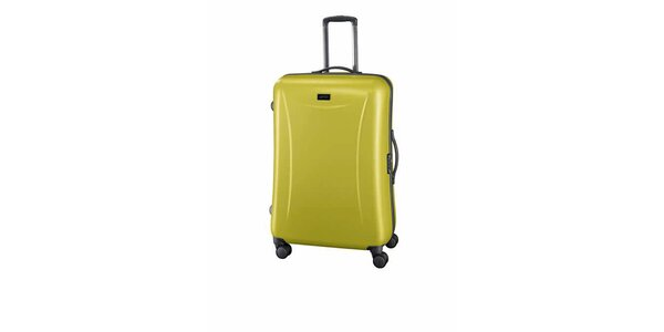 Velký světle zelený kufr Esprit