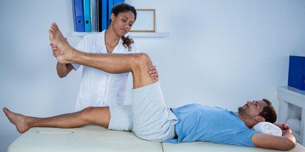 Masáž od profesionálního fyzioterapeuta
