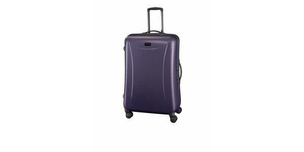 Velký fialový kufr Esprit