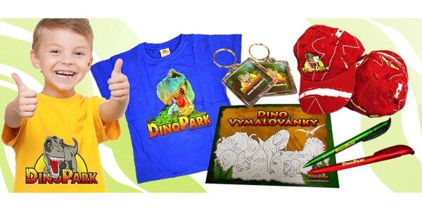 Nákup v libovolném DinoShopu v hodnotě 250 nebo 500 Kč