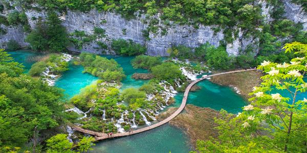 7 nocí v Chorvatsku: Národní parky a pobyt u moře