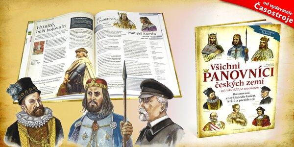 Encyklopedie Všichni panovníci českých zemí