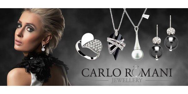 Nákup šperků v Carlo Romani v hodnotě 1000 Kč