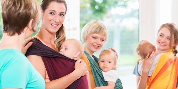 Klasické tanečky nebo latina pro maminky a děti