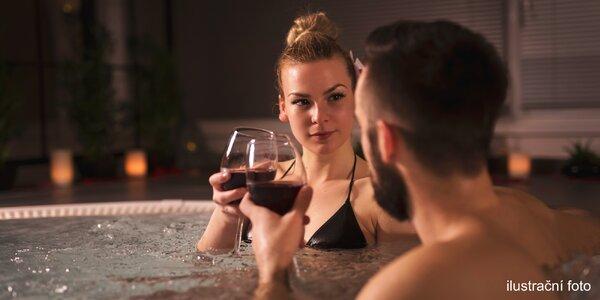 Privátní sauna a vířivka pro 2 v centru Prahy