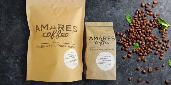 Káva pro labužníky: domácí pražírna Amáres