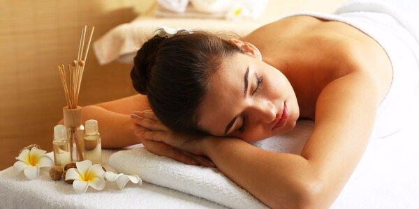 120minutová energeticko-harmonizační masáž