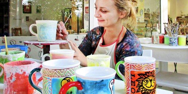 Dárkový poukaz na malování keramiky Maříž®
