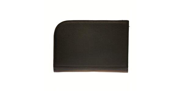 Pánské černé pouzdro na notebook Tavecchi
