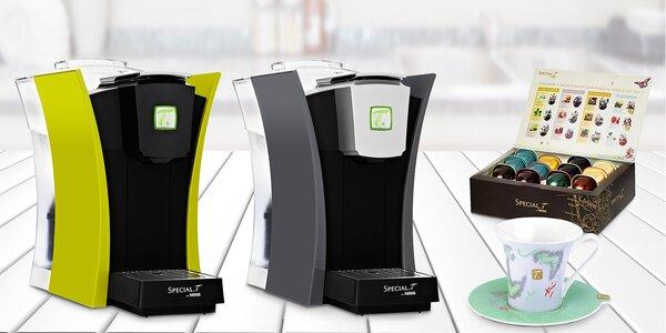 Čajovary s náhradními kapslemi v dárkovém balení