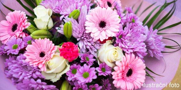 Voňavá podzimní kytice z lásky i s doručením