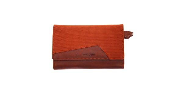 Dámská červená peněženka Tavecchi