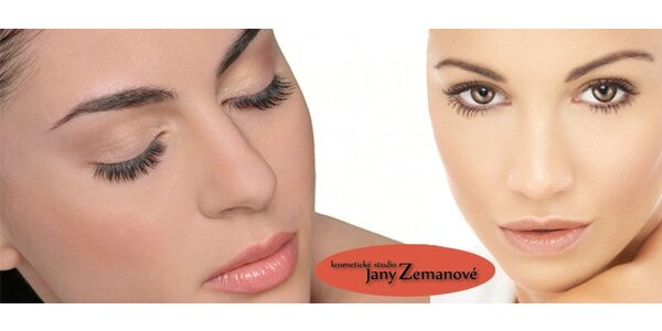 1999 Kč za permanentní make-up obočí včetně jedné korekce v Jihlavě.