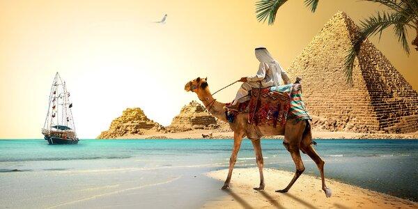 Exit game z prostředí Egypta až pro 5 hráčů