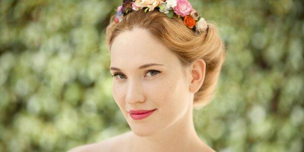 Kosmetické ošetření vč. lymfatické masáže obličeje