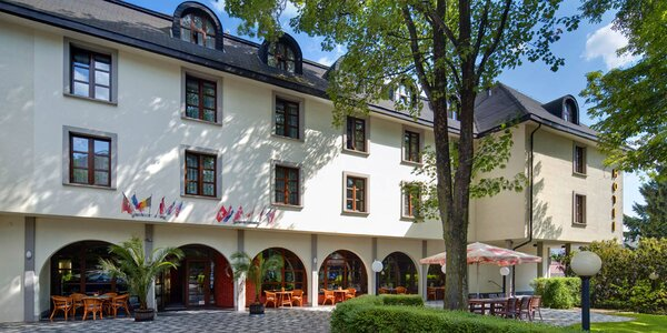 Hurá do Prahy: hotel v klidné části se snídaní
