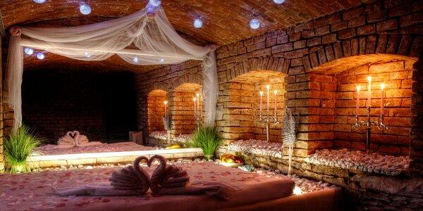 Vánoční balíček - Romantika v privátním wellness