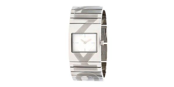 Dámské ocelové hodinky DKNY