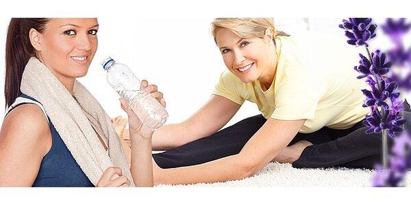 Měsíční členství v Contours fitness pro ženy Chomutov s luxusní slevou 70 %