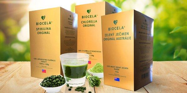 Doplňky stravy BIOCELA® pro posílení imunity