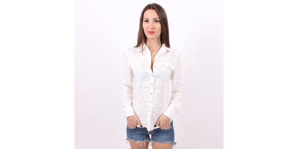 Dámská bílá košile Enelle
