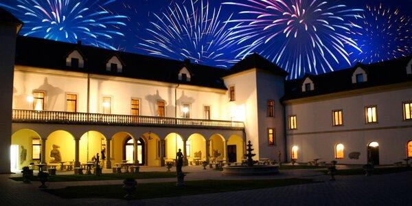 Silvestr na zámku: Plná penze a all inclusive pití