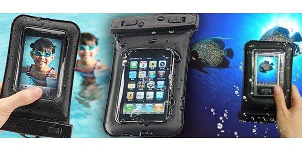 Vodotěsný obal nejen na smartphony