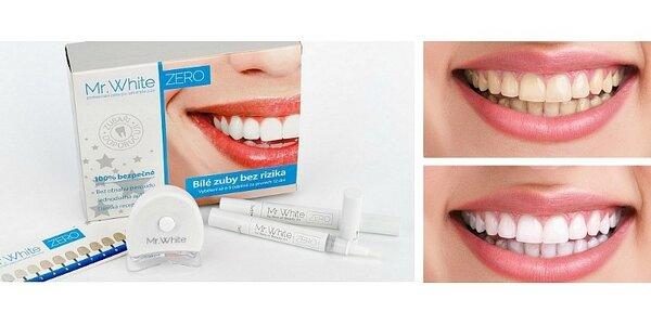 Mr. White Zero profesionální péče pro zářivě bílé zuby