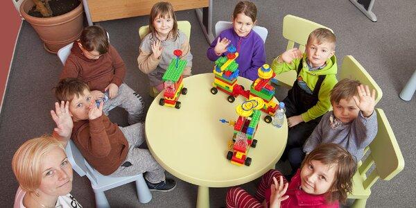 Hlídací LEGO® kroužek pro 3-12leté děti