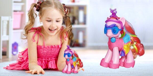 My Little Pony: roztomilý barevný poník