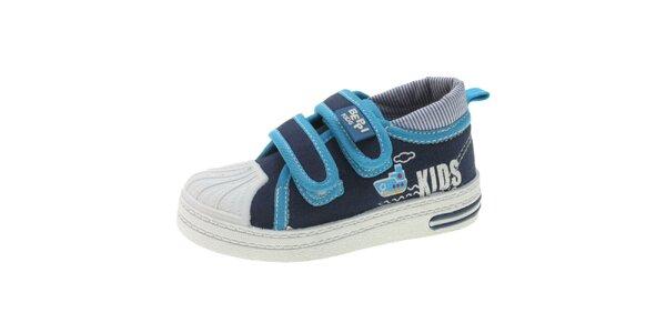 269fac2a5 Dětské tmavě modré tenisky Beppi