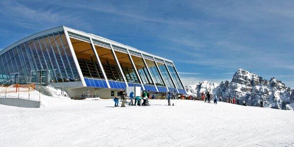 Zimní pobyt v Tyrolsku: snídaně, bazén, lyžování