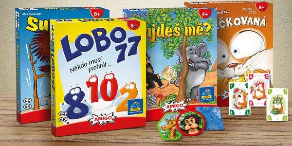 Dětské karetní hry, které zabaví celou rodinu