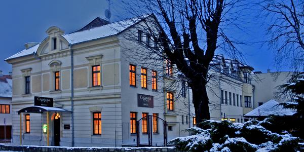 Zima v Krušných horách: Lyžování i termály