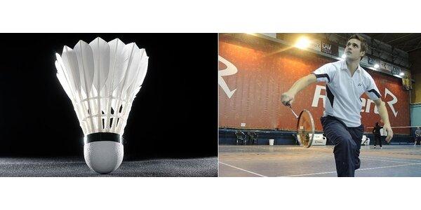 Trenér badmintonu v Ostravě