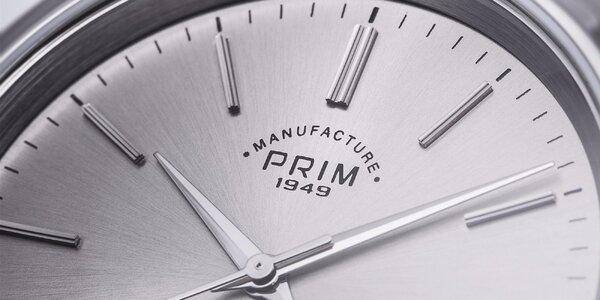 Hodinky PRIM Klasik s individualizací víka