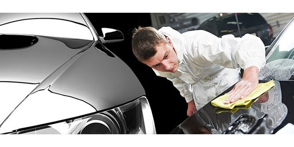 Mytí exteriéru i interiéru vašeho vozu